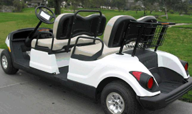 Golf Cart Image